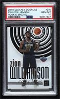 Zion Williamson [PSA10GEMMT]