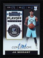 Rookie Ticket - Ja Morant #/99