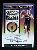 Rookie Ticket Variation - Tyler Herro