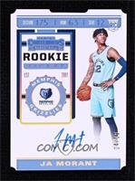 Rookie Ticket Variation - Ja Morant #4/19