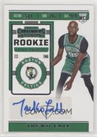 Rookie Season Ticket Stickers - Tacko Fall