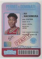 Rui Hachimura