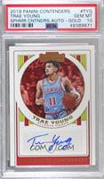 Trae Young [PSA10GEMMT] #/10