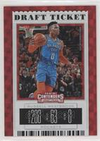 Season Ticket Variation - Russell Westbrook (Blue Jersey) #/75