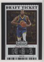 Season Ticket - Kevin Durant (Blue Jersey)