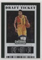 Season Ticket - Giannis Antetokounmpo (Yellow Jersey) #/99