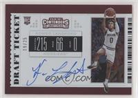 RPS College Ticket Variation B - Romeo Langford #/25