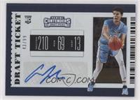 College Ticket - Cameron Johnson (Carolina Blue Jersey) #/99