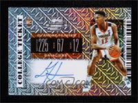 RPS College Ticket - De'Andre Hunter #/15