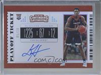 RPS College Ticket Variation B - De'Andre Hunter #/18