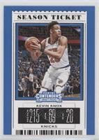 Season Ticket Variation - Kevin Knox II (White Jersey)