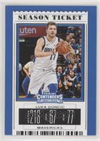 Season Ticket - Luka Doncic (White Jersey)