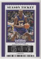 Season Ticket - Shaquille O'Neal (Purple Jersey)