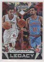 Trae Young #/23