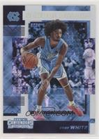 Coby White #/15