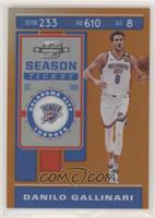 Season Ticket - Danilo Gallinari #/49