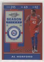 Season Ticket - Al Horford