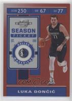 Season Ticket - Luka Doncic