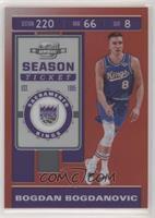 Season Ticket - Bogdan Bogdanovic