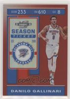 Season Ticket - Danilo Gallinari