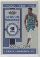 Season Ticket - Jaren Jackson Jr.