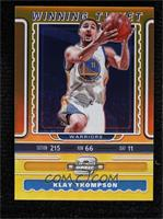 Klay Thompson #/10