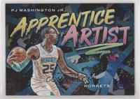 PJ Washington Jr. #/25