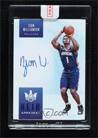 Zion Williamson [Uncirculated] #/10