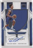 Rookie Silhouettes - Isaiah Roby [GoodtoVG‑EX] #/199