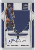 Rookie Silhouettes - Eric Paschall #/199