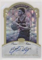 Quinndary Weatherspoon #3/11