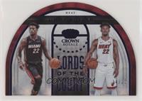 Jimmy Butler #/25