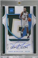 Khris Middleton [Noted] #1/1