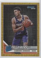 Rated Rookies - Cameron Johnson #/10