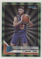 Rated Rookies - Ty Jerome [EX to NM] #/99
