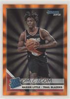 Rated Rookies - Nassir Little