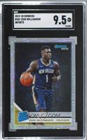 Rated Rookies - Zion Williamson [SGC9.5Mint+]