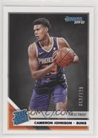 Rated Rookies - Cameron Johnson #/199