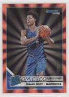 Rated Rookies - Isaiah Roby #/99