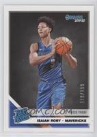 Rated Rookies - Isaiah Roby #/349