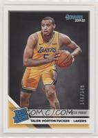 Rated Rookies - Talen Horton-Tucker #/349