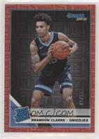 Rated Rookies - Brandon Clarke #/99