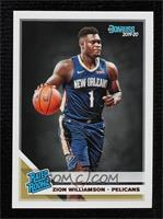 Rated Rookies - Zion Williamson [Mint]