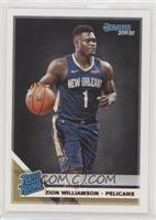 Rated Rookies - Zion Williamson