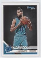 Rated Rookies - Cody Martin