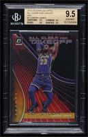 LeBron James [BGS 9.5 GEM MINT] #/99