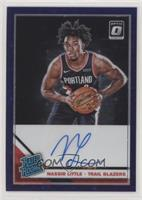 Rated Rookies - Nassir Little #/49