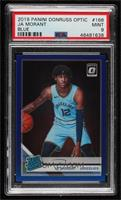 Rated Rookies - Ja Morant [PSA 9 MINT] #/59