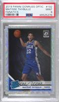 Rated Rookies - Matisse Thybulle [PSA9MINT]