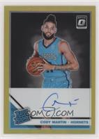 Rated Rookies - Cody Martin #/10